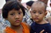 Help Children and Families in Myanmar