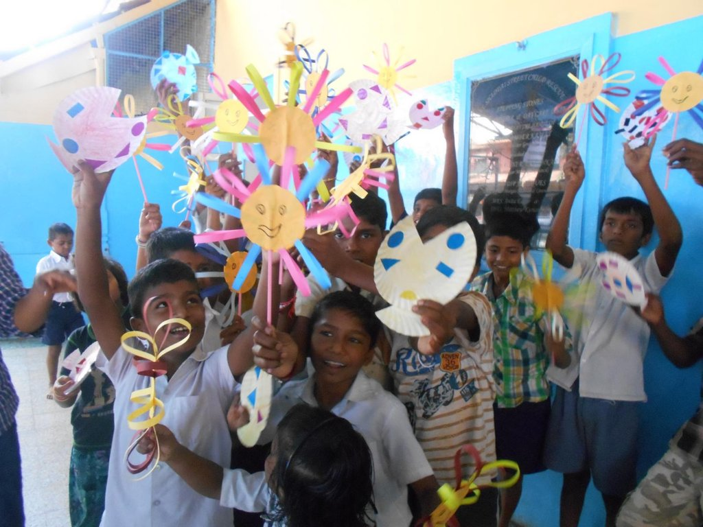 #ChangeChildhoods for 1,000 Street Children in Goa