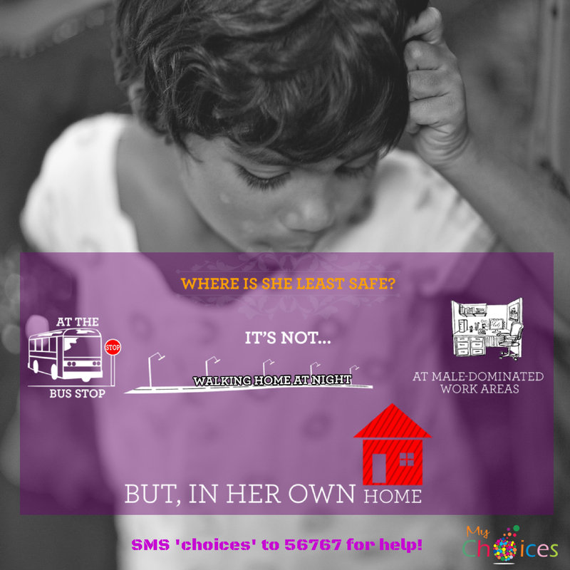 Help families end Domestic Violence in India