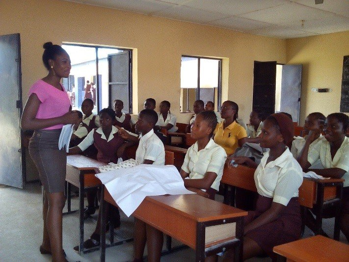 Improving Adolescent Girls Access to SRHR