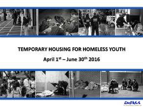 Temporary Housing - Report IV (PDF)