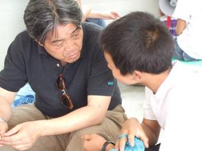 Pediatric Psychologist, Dr. Pi-nian Chang