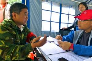 Aid and Assistance to China Earthquake Survivors