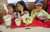 Save a Child: Reduce Malnutrition in Bolivia