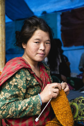 New life skills empower women to make a living