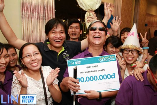 Narrow the Gap - Help Nonprofits in Vietnam