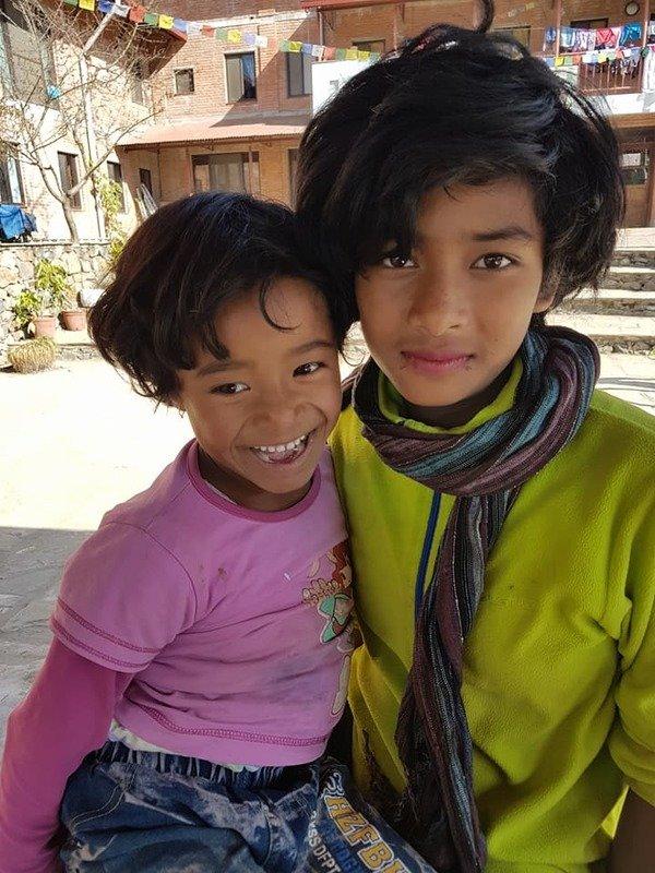 Ama Ghar Displaced Children Fund