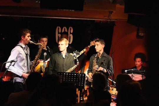 606 Club Jazz Fundraising Event