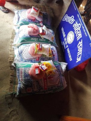 Relief support distributed to grantee partners