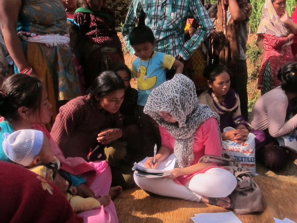Relief rebuilding to 25 communities in Nepal