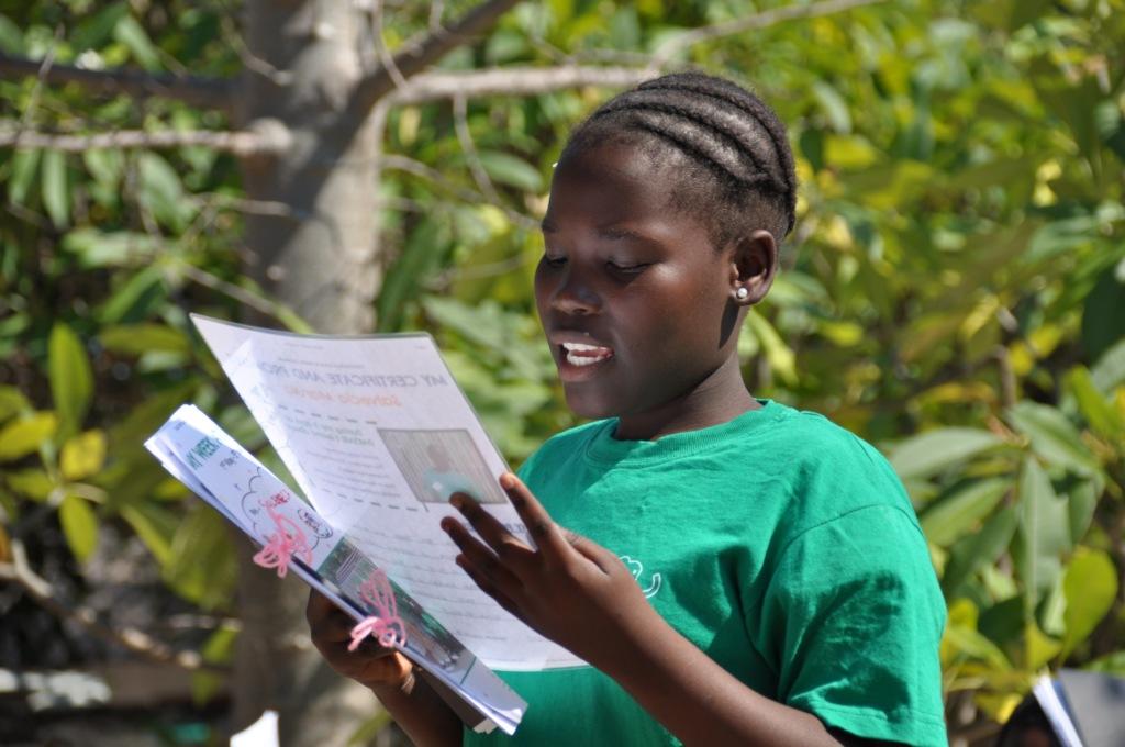 Child Reading Promises