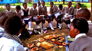 Zambia - Safe Spaces for Girls