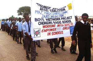 Zambia - Working with Boys to Empower Girls