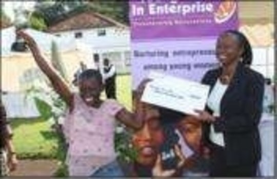 Help Adolescent Girls (15-24) Develop Businesses