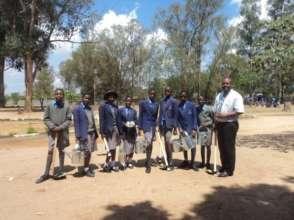 Schools receiving inputs