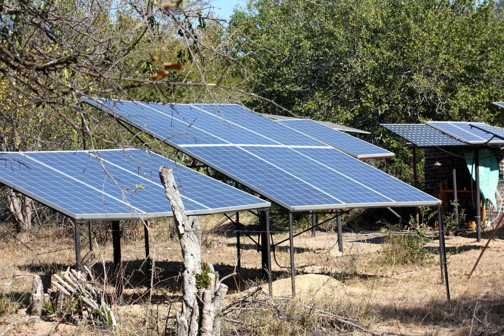 Help us repair our Solar Power System