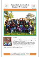 Kucetekela Newsletter Term 1, 2016 (PDF)