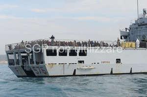 On board fregate Espero