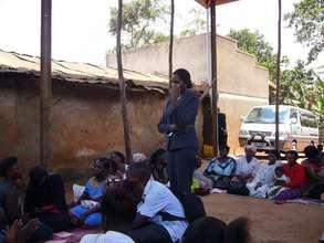 BRAC Safe Spaces & Loans for Teenage Ugandan Girls