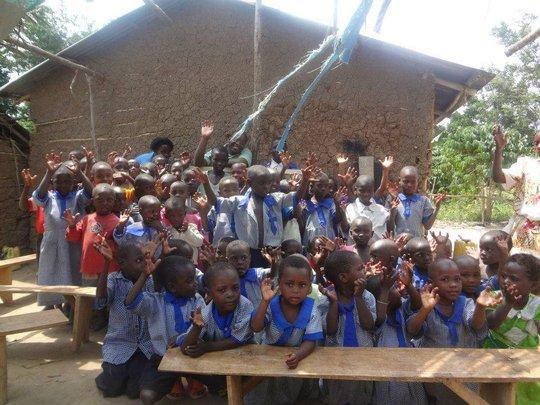Help Build a School for 400 Children in Gambia