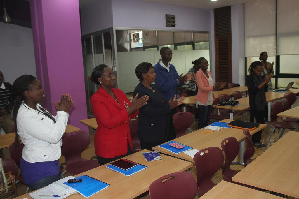 Enable 4000 leaders drive lasting change in Kenya