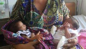 Welcoming our first Riverkids twin newborns