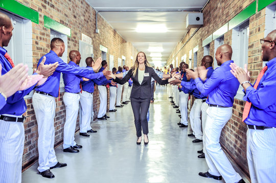 Entrepreneurship for 27 Prisoners in South Africa