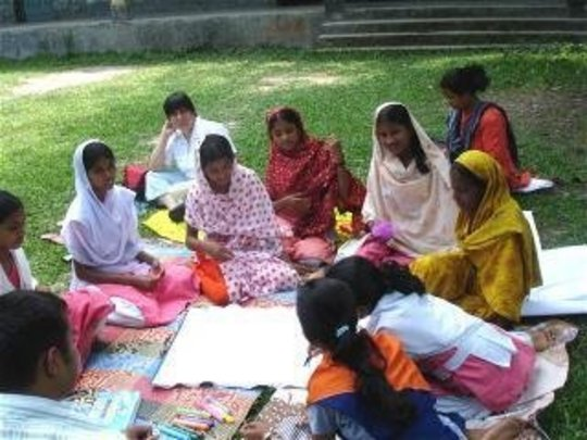 Save the Children Empowering Girls in Bangladesh