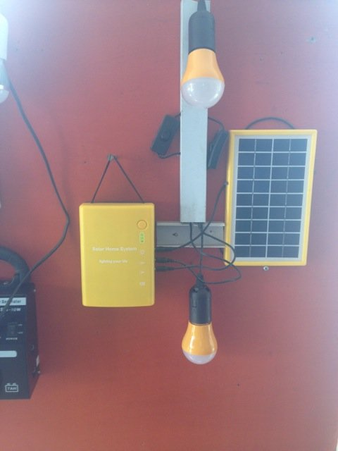 Put Solar Power to Work in rural Ghana!