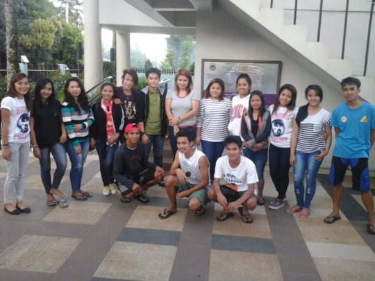 Village youth leaders and social workers