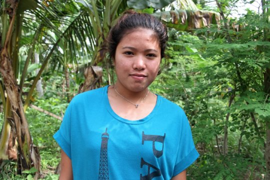 Roselyn plans to take up HRM and work in a hotel.