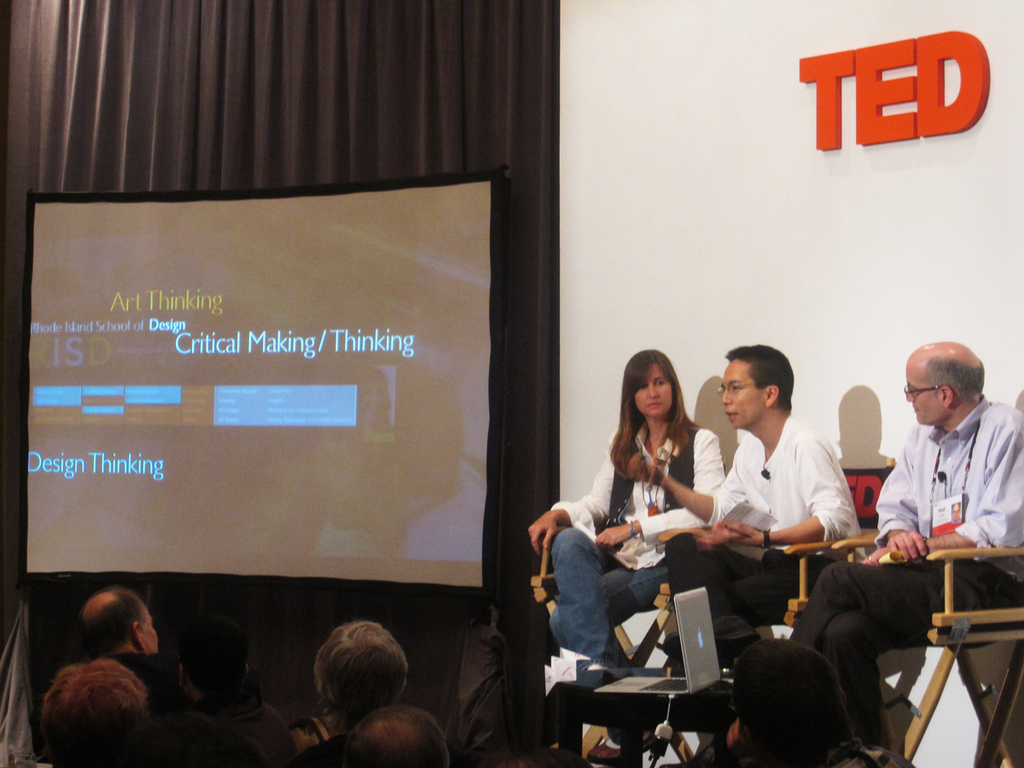 John Maeda offers his perspective on the topic