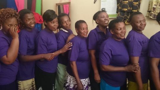 ndia women and their patron