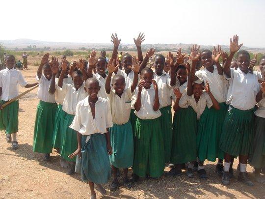 Give 420 Girls in Tanzania Their Own School