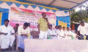 Gram Panchayath Math contest inauguration