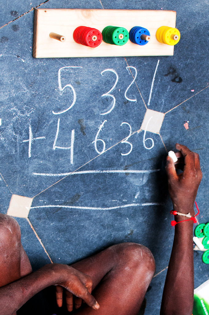 Help 300,000 kids realize that Math can be fun