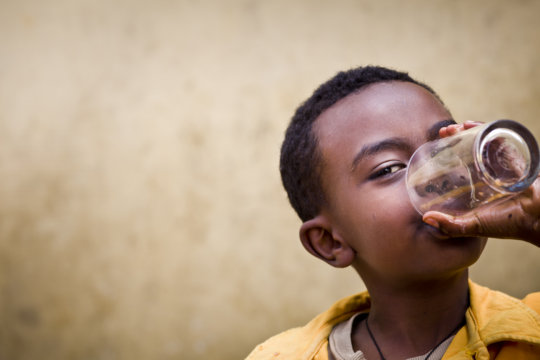 Every child deserves clean water.