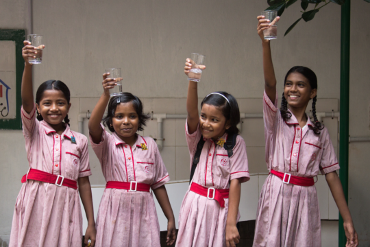 You Can Give Kids in India Clean Water