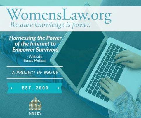 WomensLaw.org - Knowledge is Power
