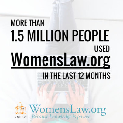 Reach of WomensLaw.org