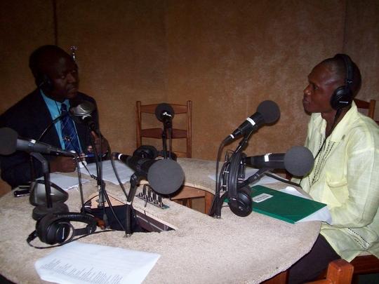 STAR Radio Blends Urban-Rural Dialogue in Liberia