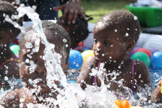 Clean Water, Safe Play