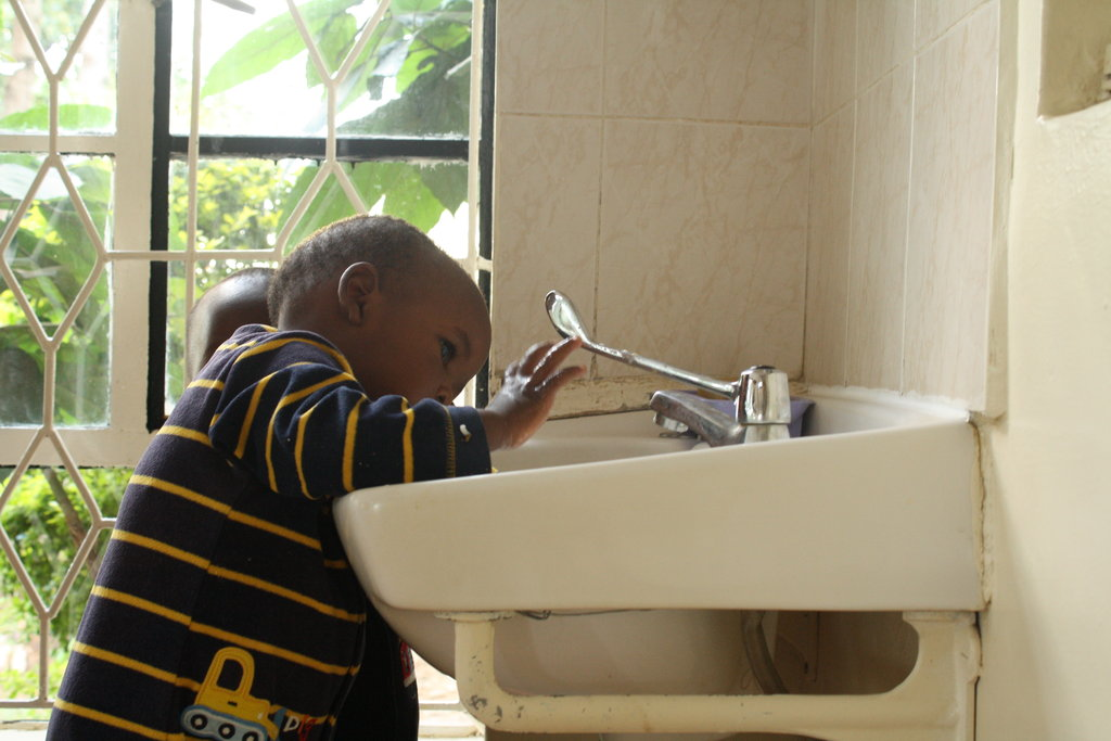 Clean Water For 50+ Rescued Kenyan Infants