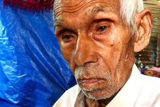 Food for Earthquake Survivors Like Nandalal