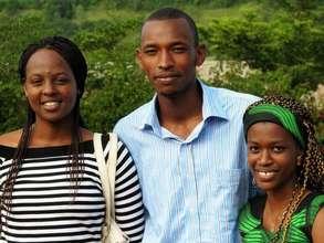 Orphans of Rwanda Students