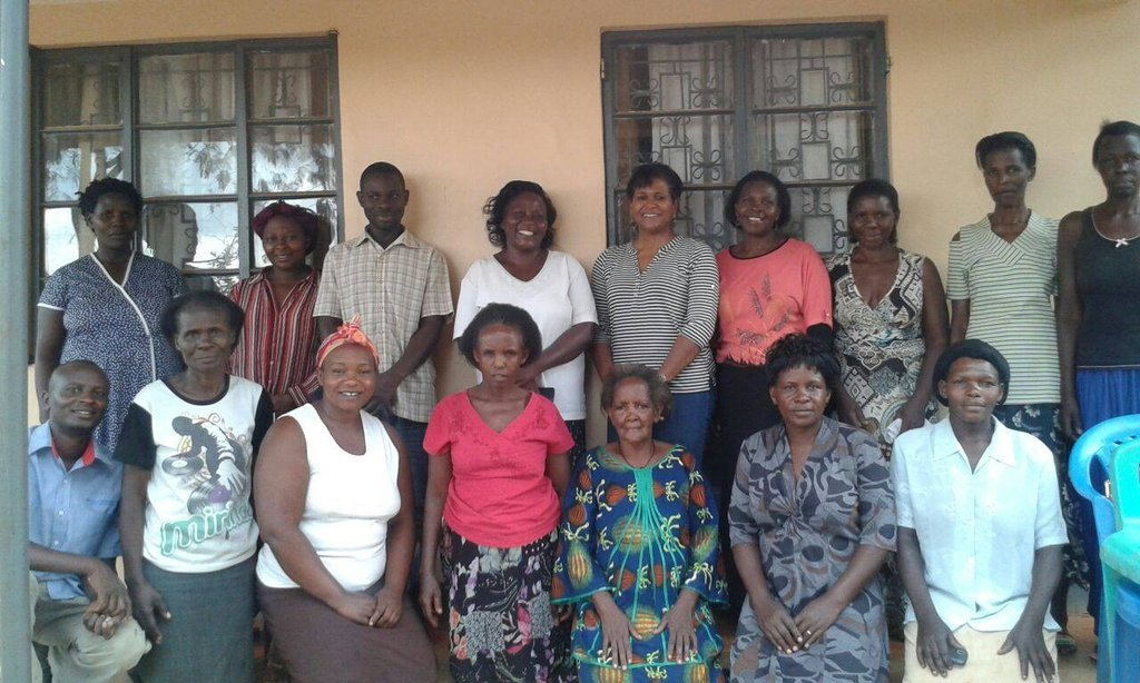 Mushroom project expansion for women in Uganda.
