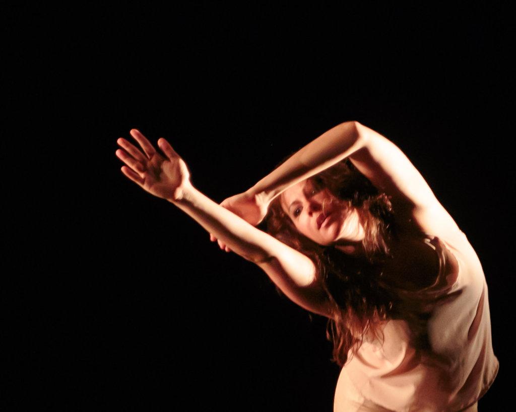 Contemporary dancer & choreographer Caitlyn Casson