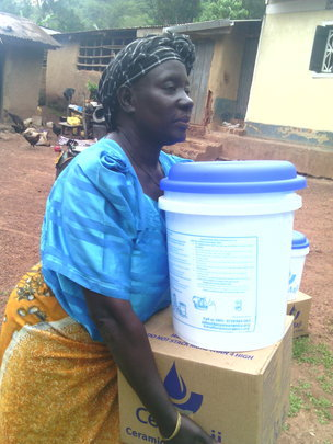 Provide Water Purifiers to 100 Households