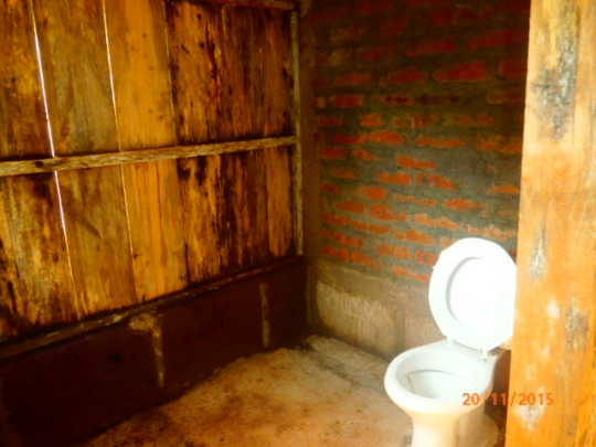New sanitation facility