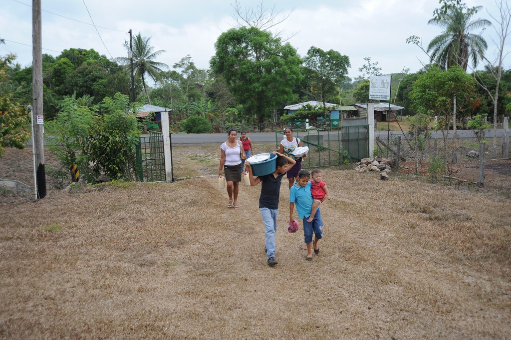 Ensure Clean Water for Hundreds at Training Center